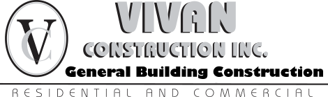 Vivan Construction Inc., Logo